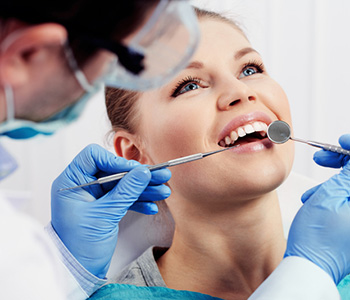 Cavity Filling Without Drilling in Willoughby Hills area