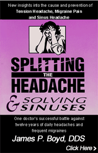 Headaches and migraines information